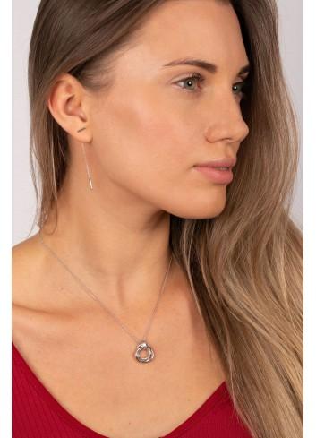 Collier anneaux de Borromée