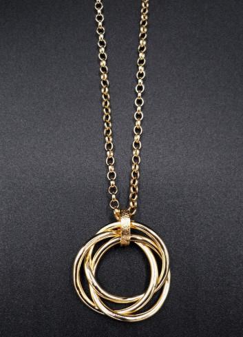 3 anneaux lisses